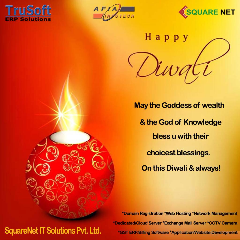 SquareNet Diwali Greetings